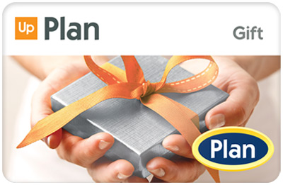 Gift Card Up Plan
